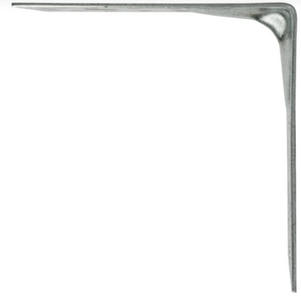 Уголок крепежный усиленный 105х90х105х1.8 мм