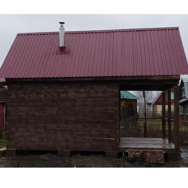 Строительство бани под ключ Кемерово